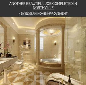 Bathroom Remodeling - Elysian Home Improvement