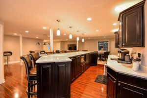 Basements | Finished Basement | Home Theater | Bar | Walk-Out